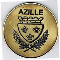 MEDAILLE HONNEUR LAURIERS bronze 5