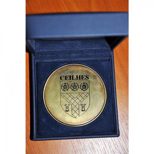 MEDAILLE HONNEUR LAURIERS bronze 7