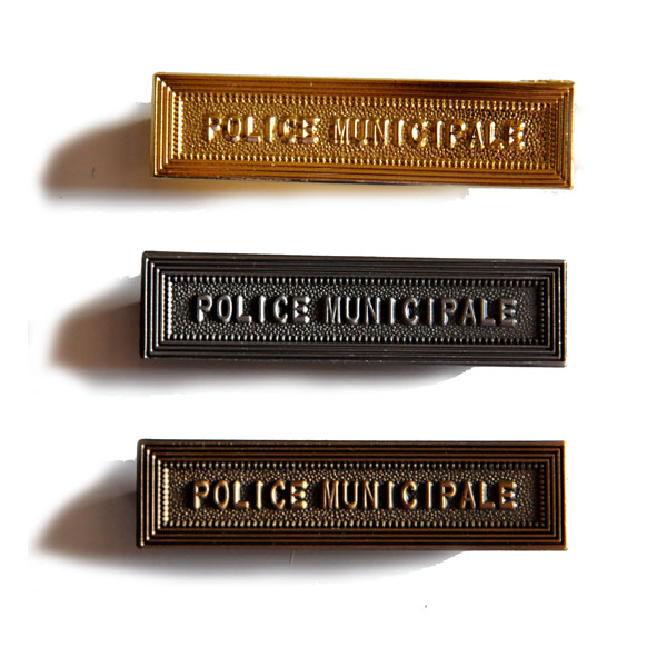 AGRAFE POLICE MUNICIPALE