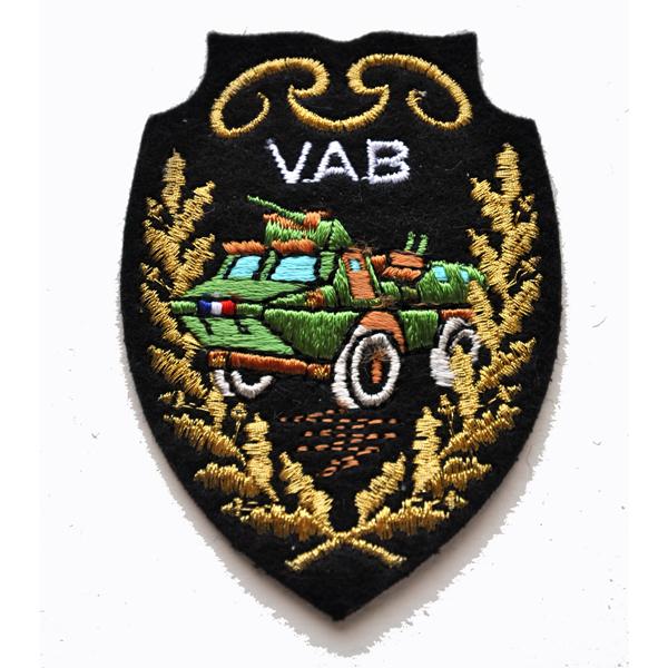 ECUSSON CONDUCTEUR DE VAB BRODE