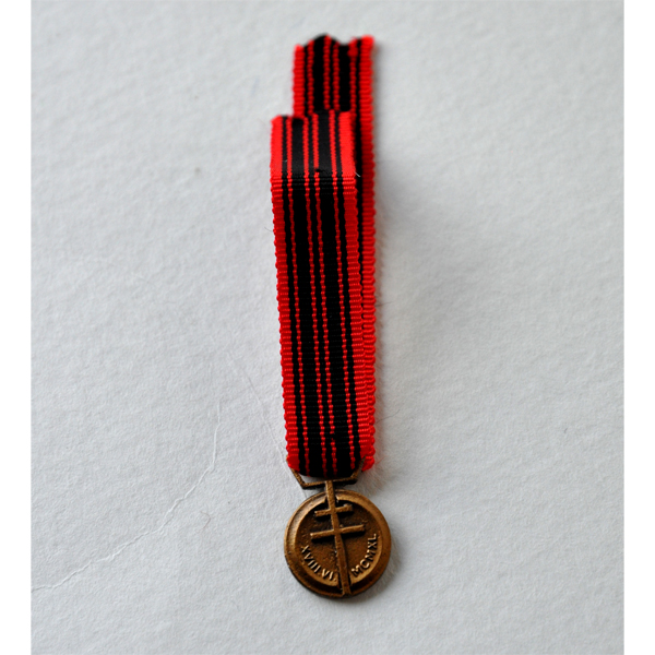 MEDAILLE DE LA RESISTANCE chevalier REDUCTION