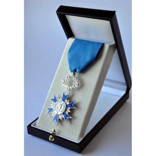 MEDAILLE ORDRE NATIONAL DU MERITE chevalier - ordonnance