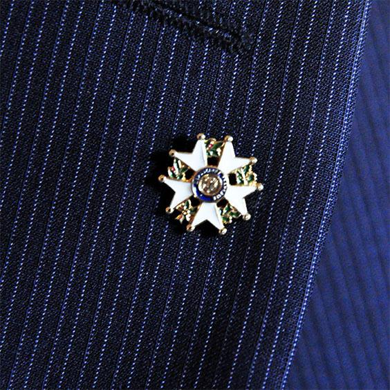 INSIGNE PINS LEGION D HONNEUR Officier