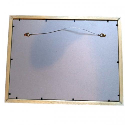 CADRE POUR MEDAILLES - 30x40cm 2