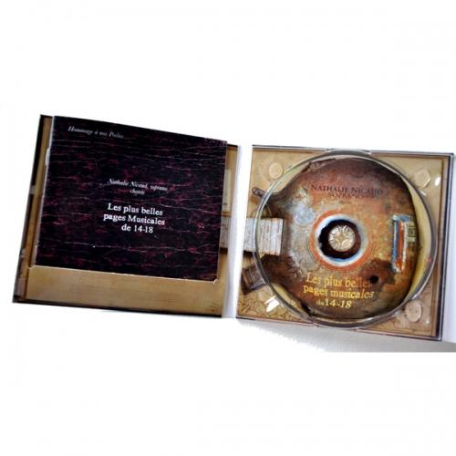 DOUBLE CD 26 CHANSONS - CENTENAIRE 14-18 4