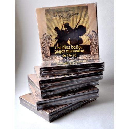 DOUBLE CD 26 CHANSONS - CENTENAIRE 14-18 5