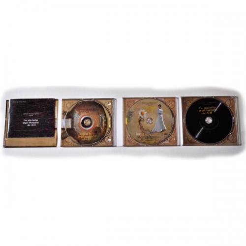 DOUBLE CD 26 CHANSONS - CENTENAIRE 14-18 2