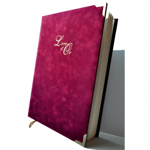 LIVRE D OR LUXE 3
