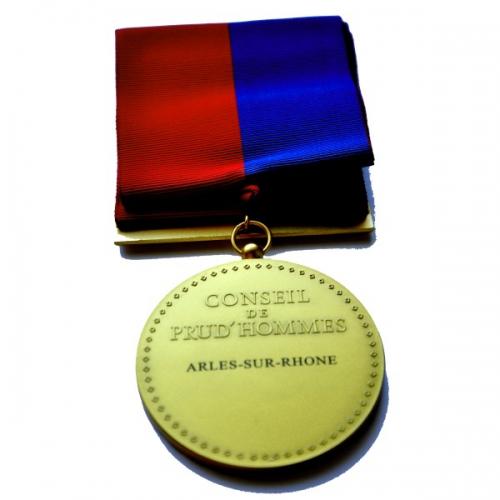Médaille CONSEIL DES PRUDHOMMES Président CPH 7