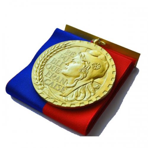 Médaille CONSEIL DES PRUDHOMMES Président CPH 9