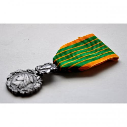 MEDAILLE DES EAUX ET FORETS qualité bronze 2