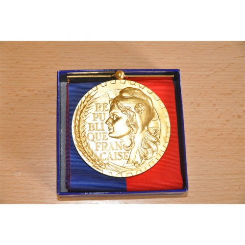 Médaille CONSEIL DES PRUDHOMMES 3
