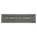 AGRAFE BATIMENTS DE COMBAT