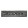 AGRAFE MARINS POMPIERS