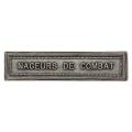 AGRAFE NAGEURS DE COMBAT