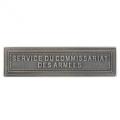 AGRAFE SERVICE DU COMMISSARIAT DES ARMEES