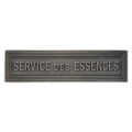AGRAFE SERVICE DES ESSENCES