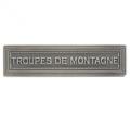 AGRAFE TROUPES DE MONTAGNE