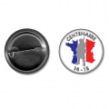 BADGE EPINGLE 38mm CENTENAIRE 14-18