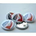 BADGE épingle FNACA 38mm LOT DE 10