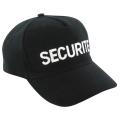 CASQUETTE SECURITE NOIRE