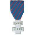 MEDAILLE COMMEMORATIVE DES SERVICES VOLONTAIRES FRANCE LIBRE Ord