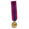 MEDAILLE DE LA DEFENSE NATIONALE bronze - reduction miniature