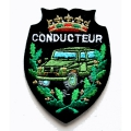 ECUSSON  CONDUCTEUR BRODE