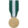 Médaille régionale départementale et communale 30 ANS VERMEIL