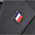 INSIGNE PINS FRANCE 24mm grand format