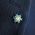 INSIGNE PINS ORDRE NATIONAL DU MERITE Officier