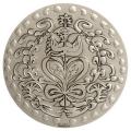 MEDAILLE DU MARIAGE bronze argenté - C. LACROIX 72mm