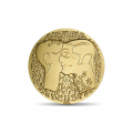 MEDAILLE DU PACS bronze - C. LACROIX 72mm