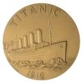 MEDAILLE DU TITANIC 1912