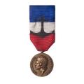 MEDAILLE D HONNEUR DE LA DEFENSE MARINE bronze