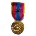 MEDAILLE D OR SANS CROIX DE LA DEFENSE NATIONALE etoile bronze