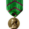 MEDAILLE HONNEUR PENITENTIAIRE bronze