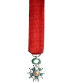 LEGION D HONNEUR CHEVALIER miniature reduction bronze