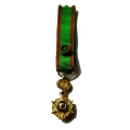 MEDAILLE MERITE AGRICOLE OFFICIER - reduction bronze