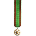MEDAILLE MERITE AGRICOLE CHEVALIER - reduction ARGENT