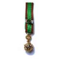 MEDAILLE ORDRE DU MERITE AGRICOLE Commandeur - reduction bronze