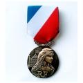 MEDAILLE SECURITE INTERIEURE bronze avec écrin inclus.