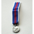 MEDAILLE SVM REDUCTION SERVICES MILITAIRES VOLONTAIRES argent