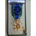 MERITE MARITIME Officier bronze doré
