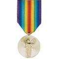 Médaille INTERALLIEE de la Victoire - Commémo 14-18