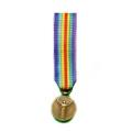 Médaille INTERALLIEE de la Victoire - Réduction