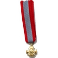 MEDAILLE CROIX DE GUERRE TOE reduction miniature