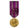 MEDAILLE des SERVICES JUDICIAIRES or