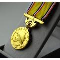 medaille des SAPEURS POMPIERS 30 ANS OR