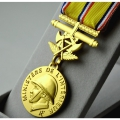 medaille des SAPEURS POMPIERS 40 ANS grand OR